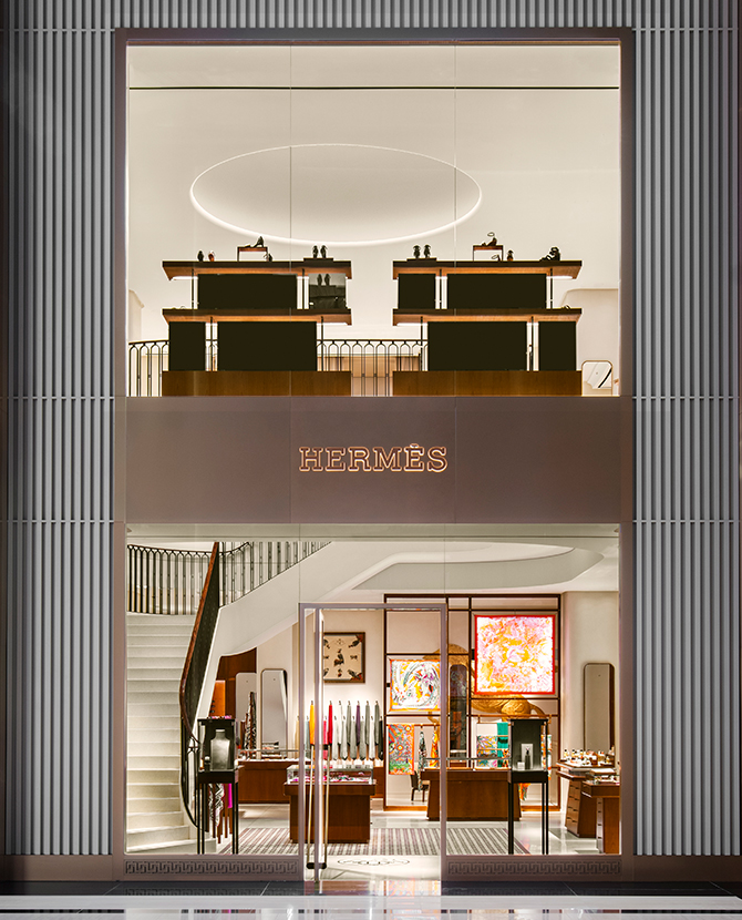 Open now: Hermès strengthens its presence in Kuwait with a new store