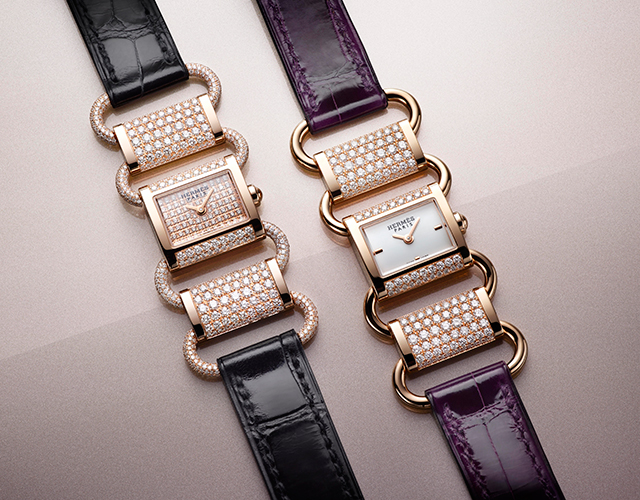 Hermès exhibits at SIHH 2018 for the first time