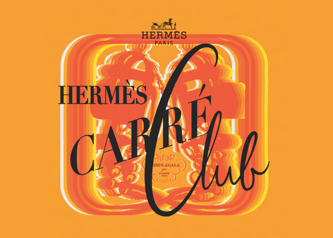 The Hermès Carré Club is coming to Dubai