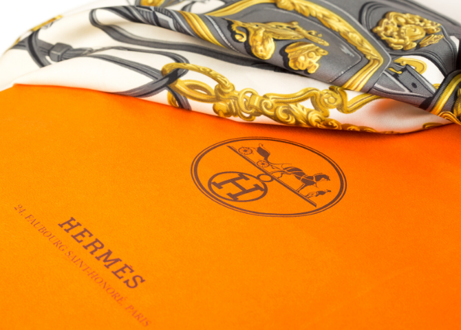Hermès' concierge service is the one good thing we needed to hear today