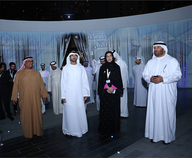 Sheikh Mohammed and Sheikh Hamdan launch the Dubai 2021 Plan