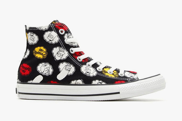 5a6404504ba1 The Simpsons x Converse