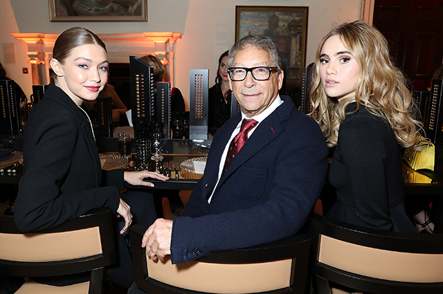 Private dinner: Stuart Weitzman celebrates opening of first London boutique