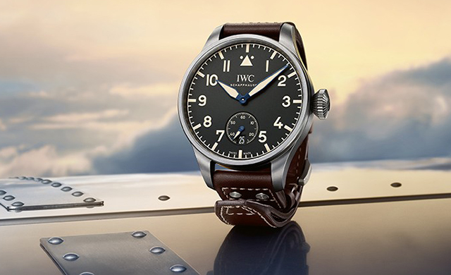 6118335dbef Introducing the limited edition IWC Big Pilot s Heritage Watches ...