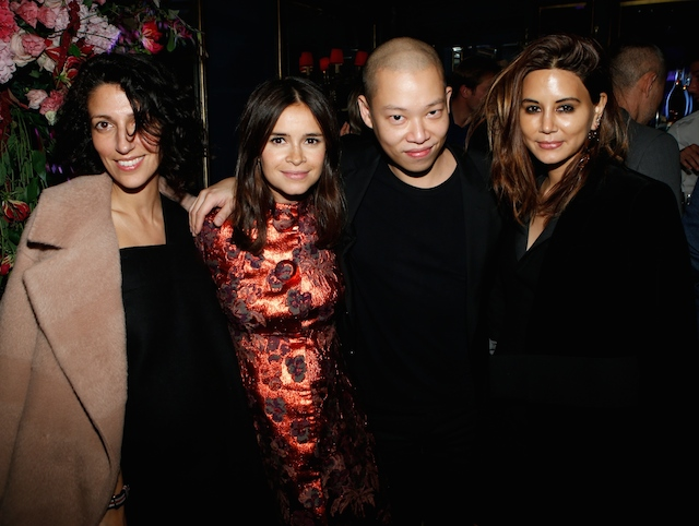 Jason Wu shows Paris who's boss on his birthday