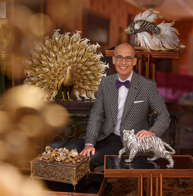 Jay Strongwater on Bergdorf Goodman and his 20th anniversary