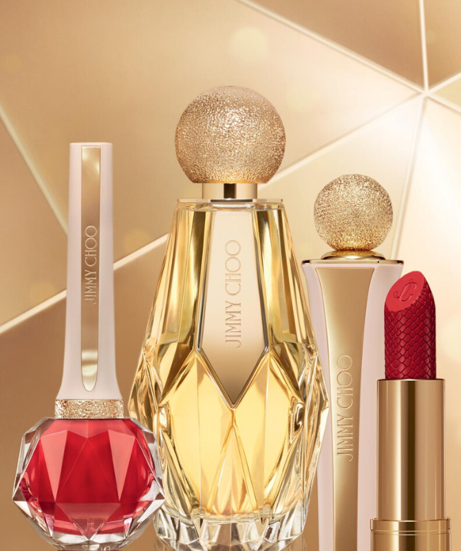 Exclusive: Jimmy Choo ventures into beauty
