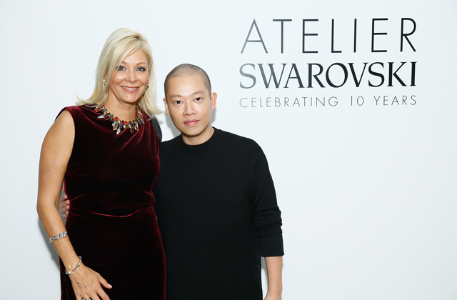 """Crystals are magical and beautiful\"" – Jason Wu on Swarovski, social media and shopping"