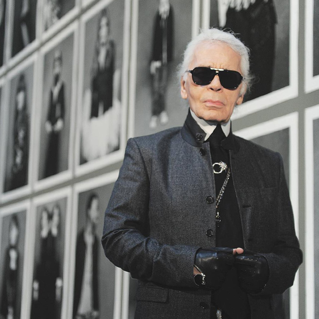 Karl Lagerfeld is releasing a makeup line with ModelCo
