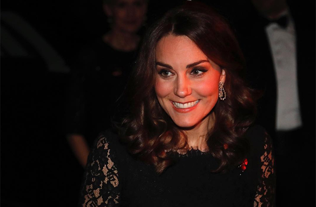 Kate Middleton is supporting a new eco-friendly fashion initiative
