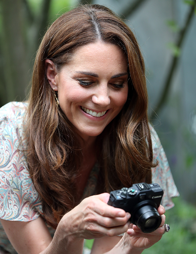The Duchess of Cambridge has been handed down a patronage previously held by the Queen