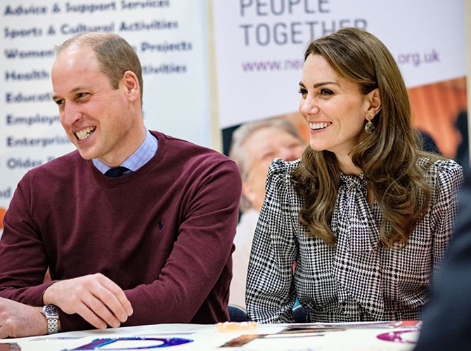 How Kate Middleton does Zara