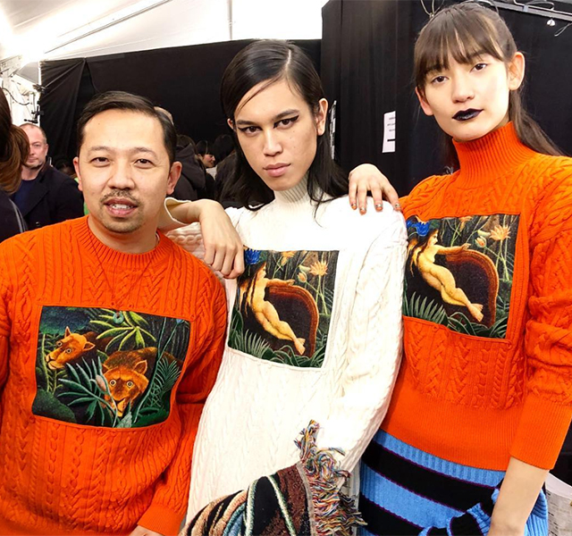 Kenzo's Humberto Leon is set to make his directorial debut at NYFW