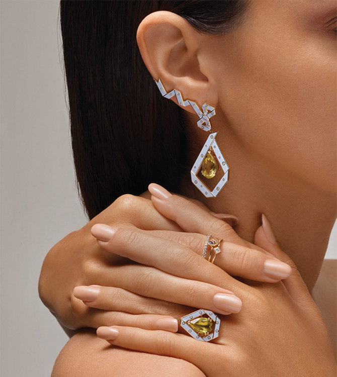 Dubai's Kulture House is hosting a jewellery pop-up featuring four Middle Eastern designers