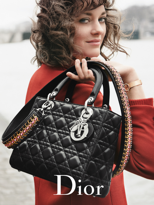38ea5c0438db Marion Cotillard is the Lady Dior