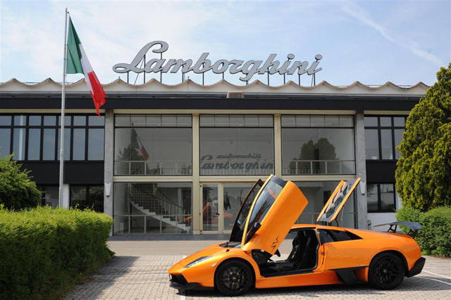 Lamborghini turns down Arab investment offer