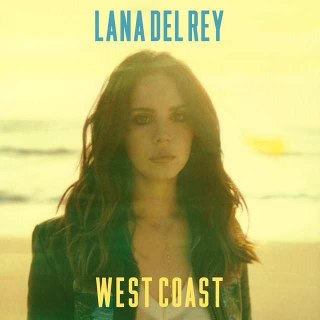 Listen now: Lana Del Rey's new single 'West Coast'