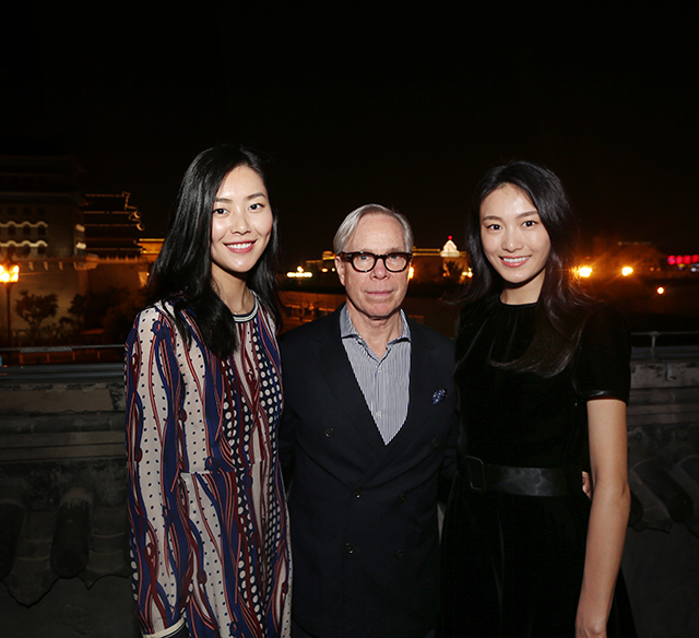 Tommy Hilfiger hosts an intimate dinner in celebration of 30th anniversary