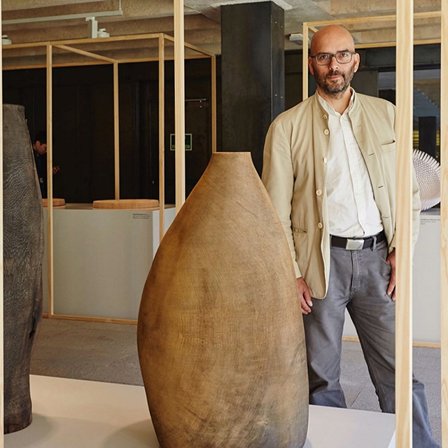 Announced: Ernst Gamperl wins Loewe Craft Prize