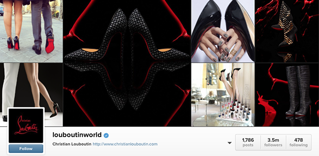 c7f37b9f5f0 Christian Louboutin announces new digital project  LouboutinWorld ...