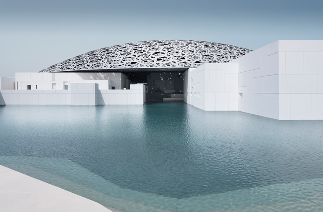 Confirmed: Louvre Abu Dhabi to open November