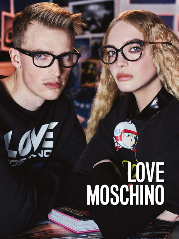 Love Moschino unveils its Fall/Winter '16 campaign
