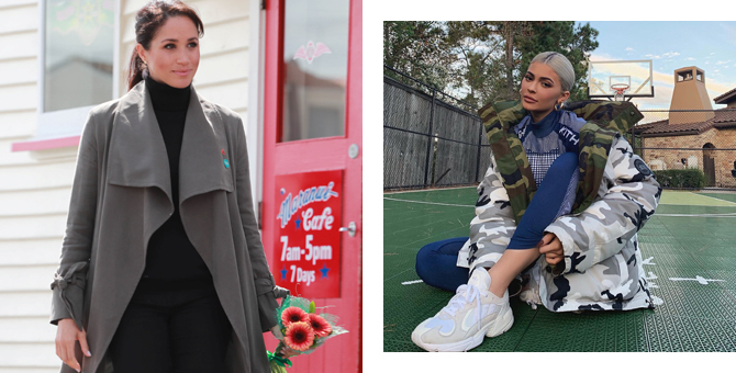 Who is more influential — the Duchess of Sussex or Kylie Jenner?
