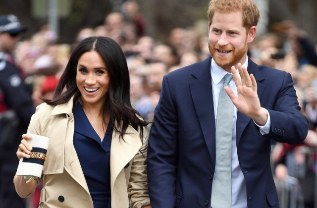 The Meghan Markle-effect has hit Australian designers in a big way
