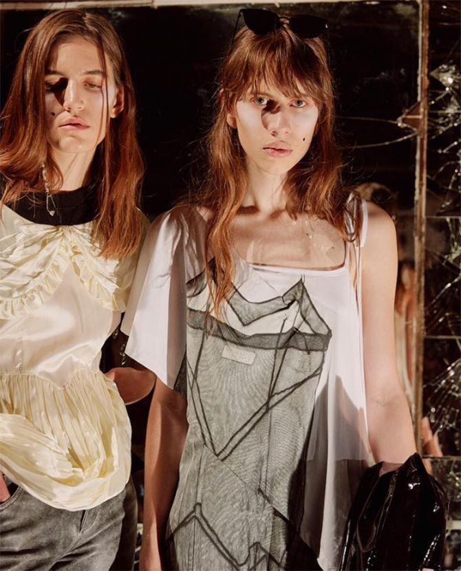 MM6 Maison Margiela will present its first-ever collection in Milan during Fashion Week