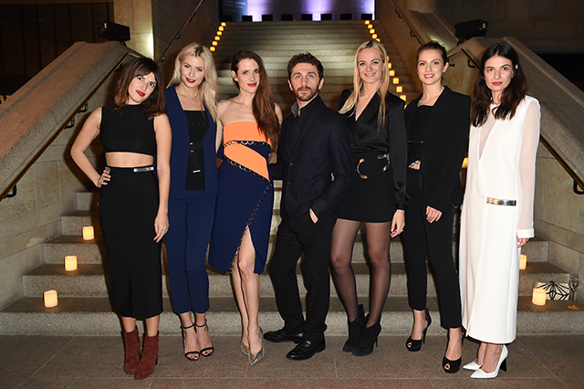 The StyleBop.com x Mugler dinner in honour of David Koma's appointment to Mugler