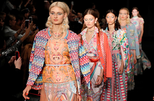 Paris Fashion Week: Manish Arora Spring/Summer '18