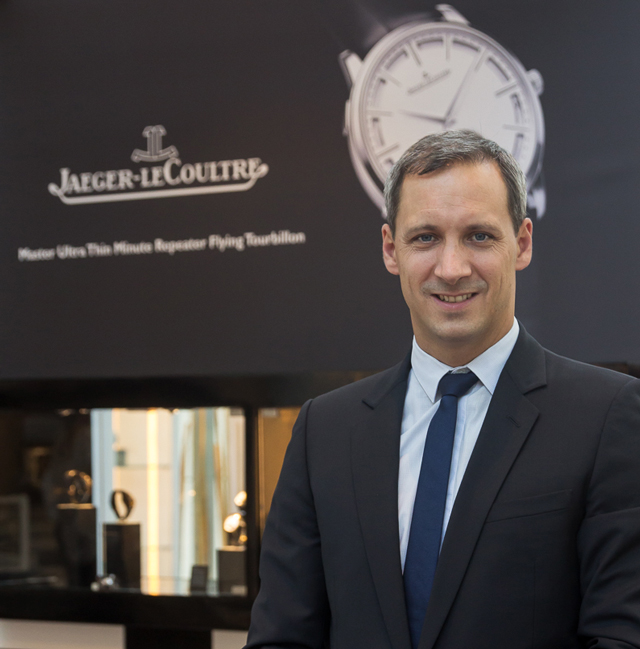 Jaeger-LeCoultre: Spending time with Brand Director, Marc de Panafieu