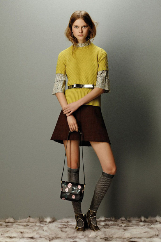 First Look: Marni capsule Pre-Fall 15 collection