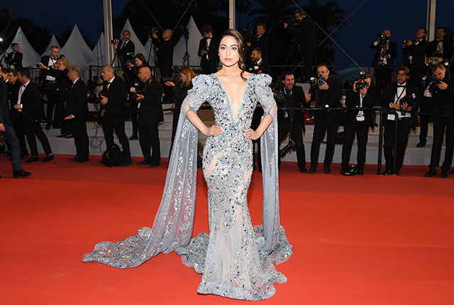 Middle Eastern designers are ruling the Cannes Film Festival red carpet