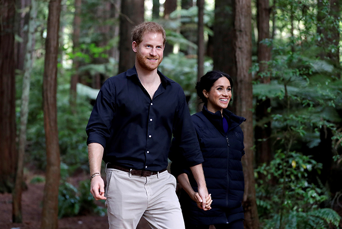 The Duke and Duchess of Sussex are set to go on a royal tour of Canada and the US next year