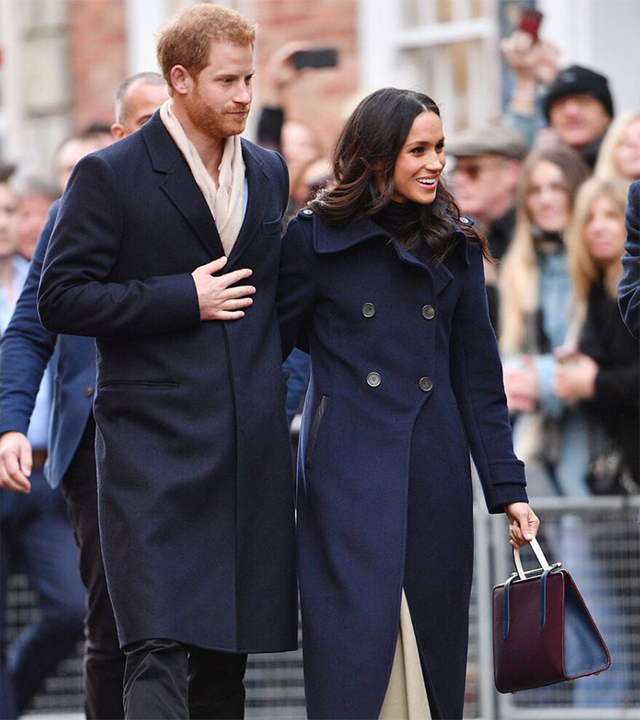 Watch now: The making of Meghan Markle's Strathberry tote