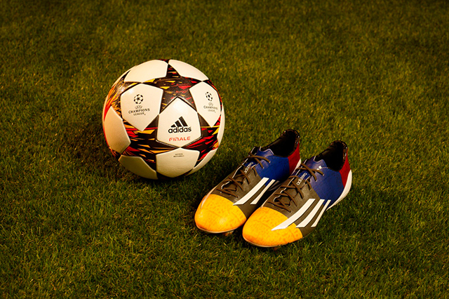 7cbb4a13354 Adidas unveils new football boots for Lionel Messi