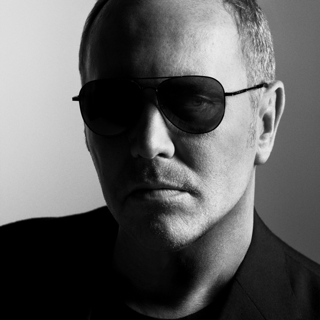 """My nickname when I was a child was chuckles\"" – Michael Kors"