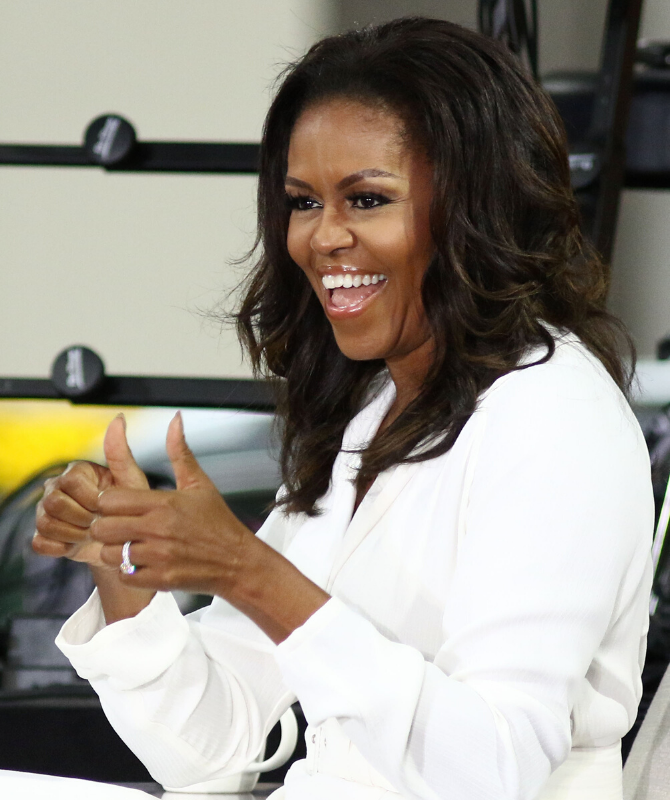 Here's your first look at Michelle Obama's new Netflix documentary