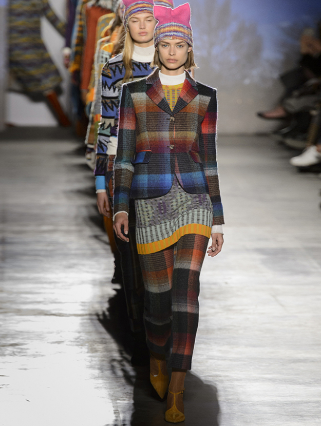Milan Fashion Week: Missoni Fall/Winter '17