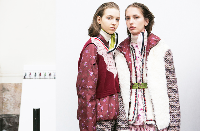 A new era: Moncler drops 'Gamme' collections, plus Giambattista Valli and Thom Browne are out