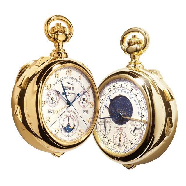 Patek Philippe watch sells for record $24.4 million at Sotheby's