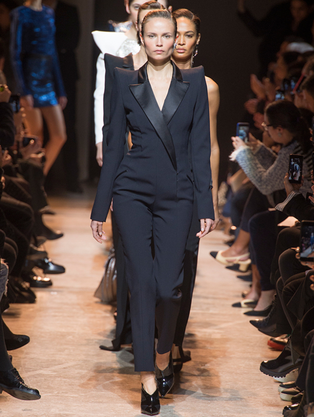 Paris Fashion Week: Mugler Fall/Winter '17