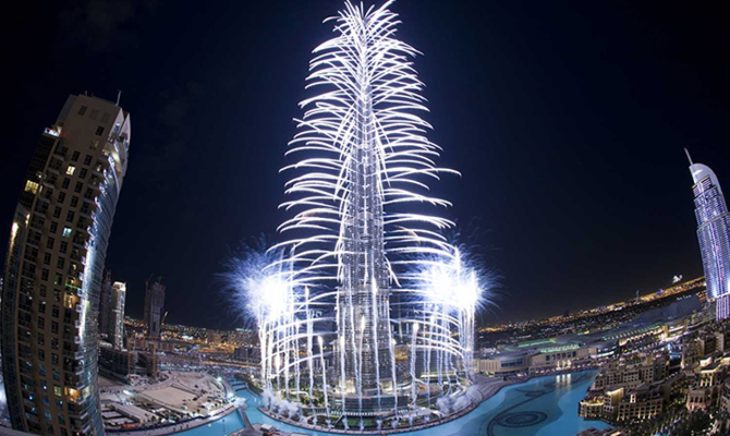 New Year's Eve Guide: Where to go in Dubai