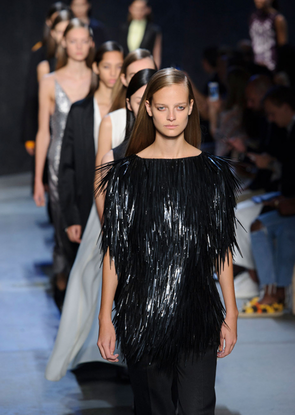New York Fashion Week: Narciso Rodriguez Spring/Summer '17