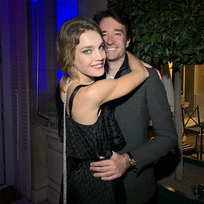 LVMH's Antoine Arnault is getting married to Natalia Vodianova
