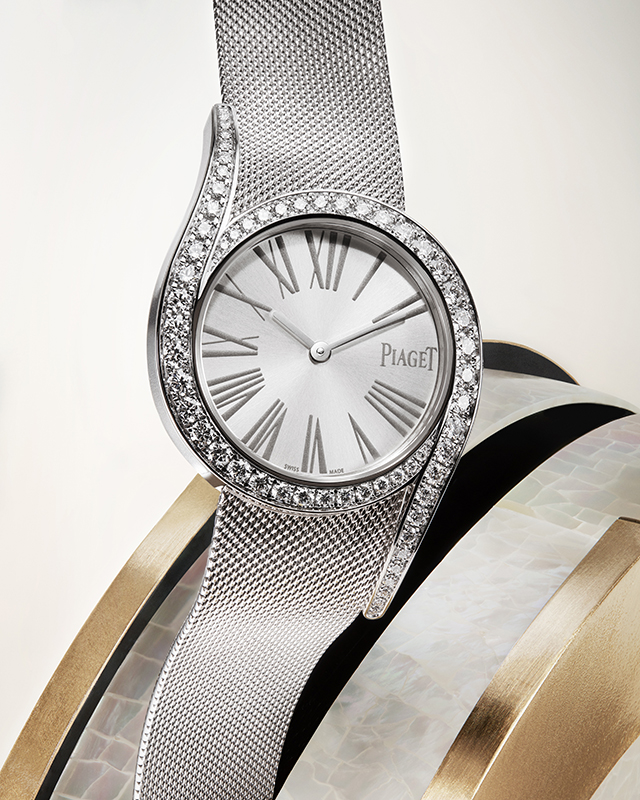 First look: Nathalie Trad's new collection inspired by Piaget