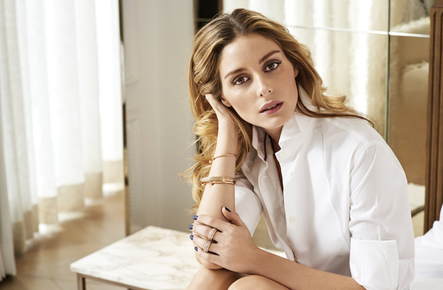 "Olivia Palermo x Piaget Possession: ""The perfect accessory\"""