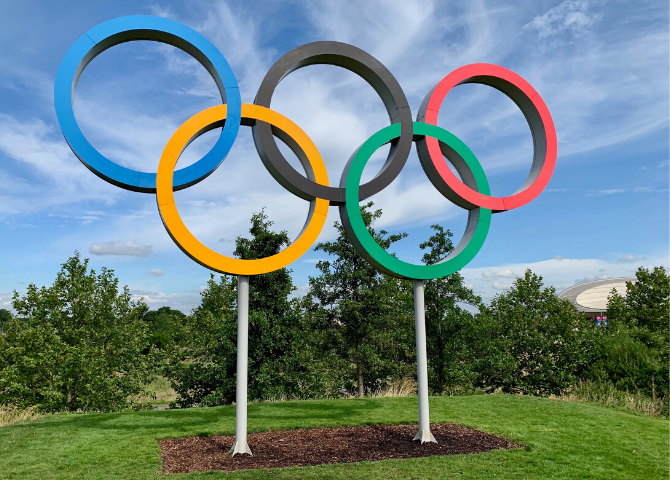 The 2020 Summer Olympics have officially been postponed