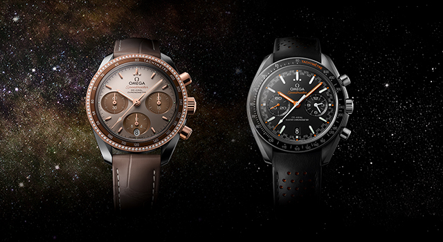 Sneak peek: Omega's Speedmaster timepieces for Baselworld '17